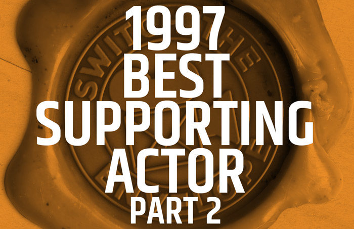 012.2 1997 Best Supporting Actor Part 2