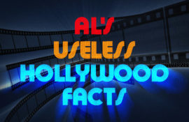 Al's Useless Hollywood Facts: 90's Teen Movies