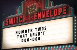 NUMBER TWOS THAT AREN'T DOO-DOO
