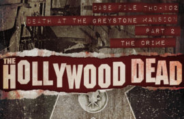 Death at the Greystone Mansion: The Crime